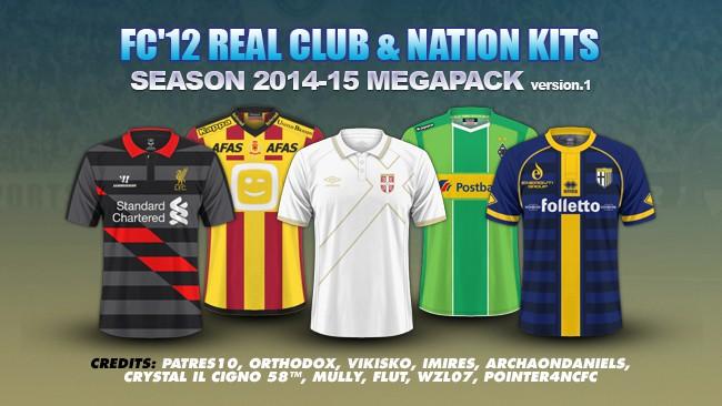 FC 12 Megapack 2014-15 v.1  5ec4e85d0