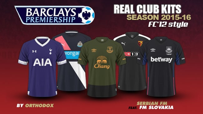 fc12 kits english premier league 2015 16 v2