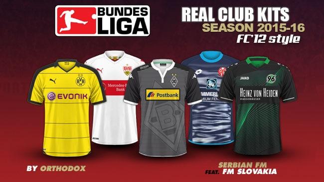 German Bundesliga preview 15 16