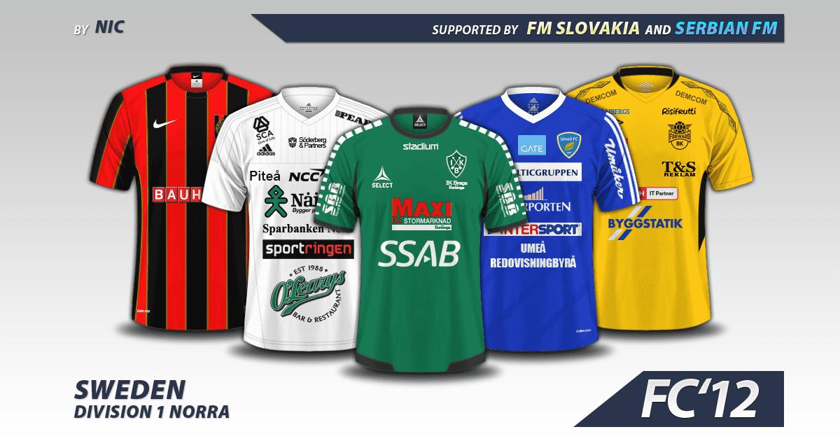 Sweden Division 1 Norra standard preview 16 17