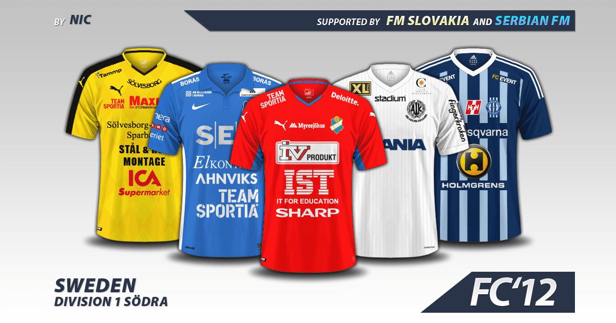 Sweden Division 1 Sodra standard preview 16 17