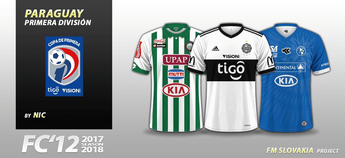 Paraguay Copa Tigo Vision Banco 2017 preview