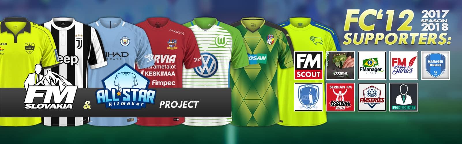 FM Slovakia and Igor Natalino bringing you the brand new hotfix for  brazilian kits a specially made for Football Manager 2018 and the 2017 18  season. 63232e9ed