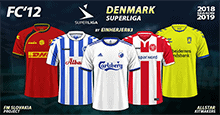 FC'12 Denmark - Superligaen 2018/19