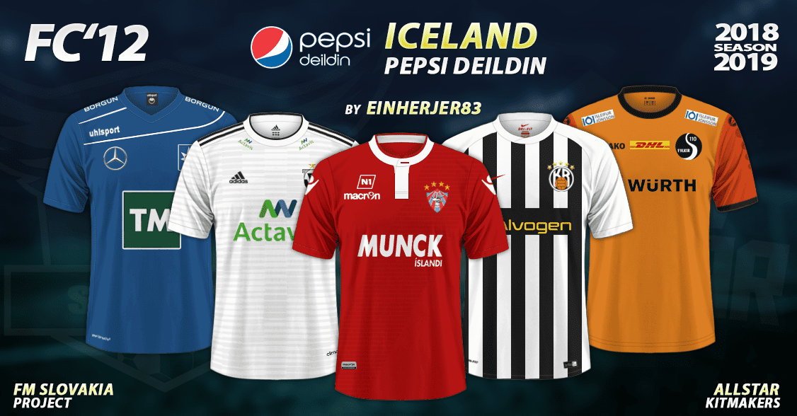 iceland pepsi deildin 2018 preview