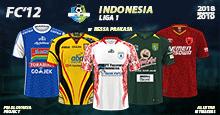 FC'12 Indonesia – Liga 1 2018