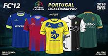 FC'12 Portugal – Liga Ledman Pro 2018/19