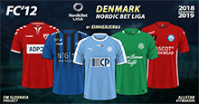 FC'12 – Denmark – Nordic Bet Liga 2018/19
