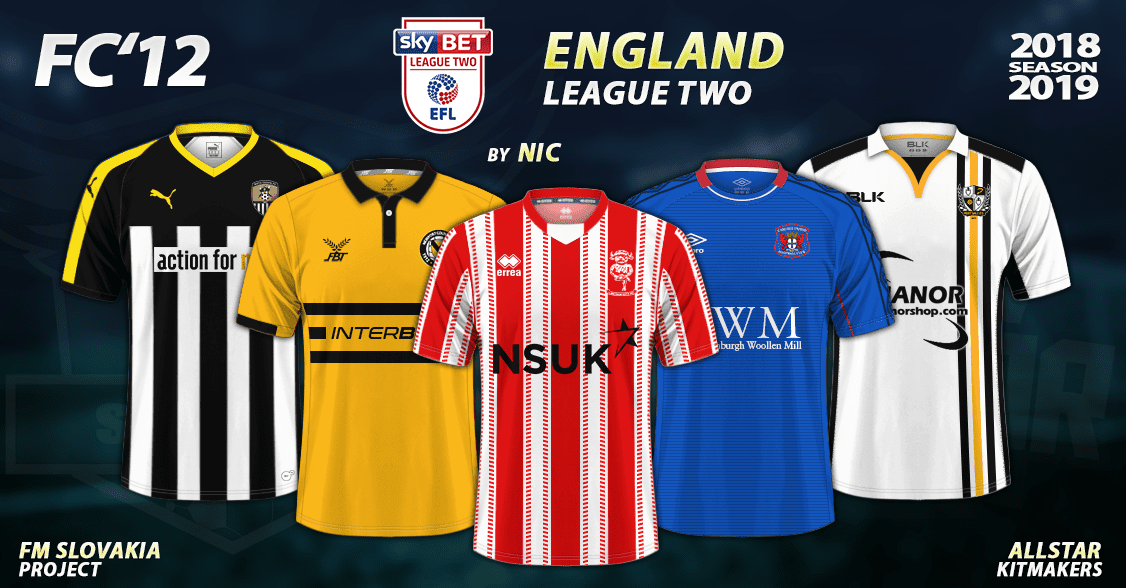 england league two 2018 19 preview