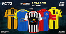 FC'12 – England – National League 2018/19