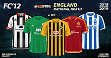 FC'12 – England – National League North 2018/19