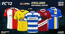 FC'12 – England – National League South 2018/19