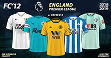FC'12 England – Premier League 2018/19