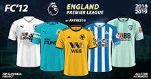 FC'12 England – Premier League 2018/19