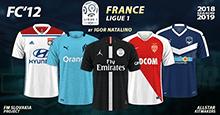 FC'12 – France – Ligue 1 2018/19