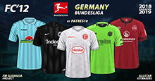 FC'12 – Germany – Bundesliga 2018/19