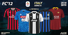 FC'12 Italy – Serie A 2018/19