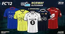 FC'12 Norway – Eliteserien 2018