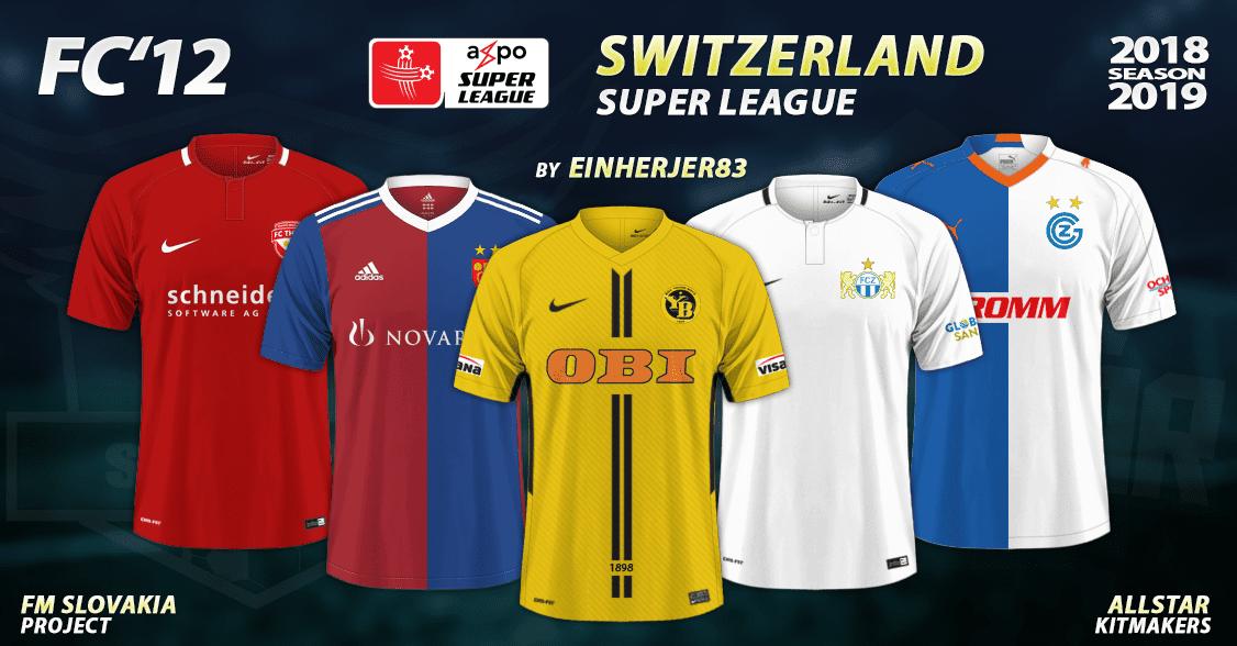 Switzerland Super League 2018 19 preview