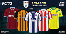 FC'12 England – Championship 2018/19