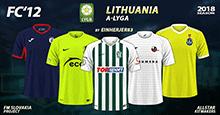 FC'12 – Lithuania – A-Lyga 2018