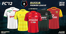 FC'12 – Russia – Premier league 2018/19