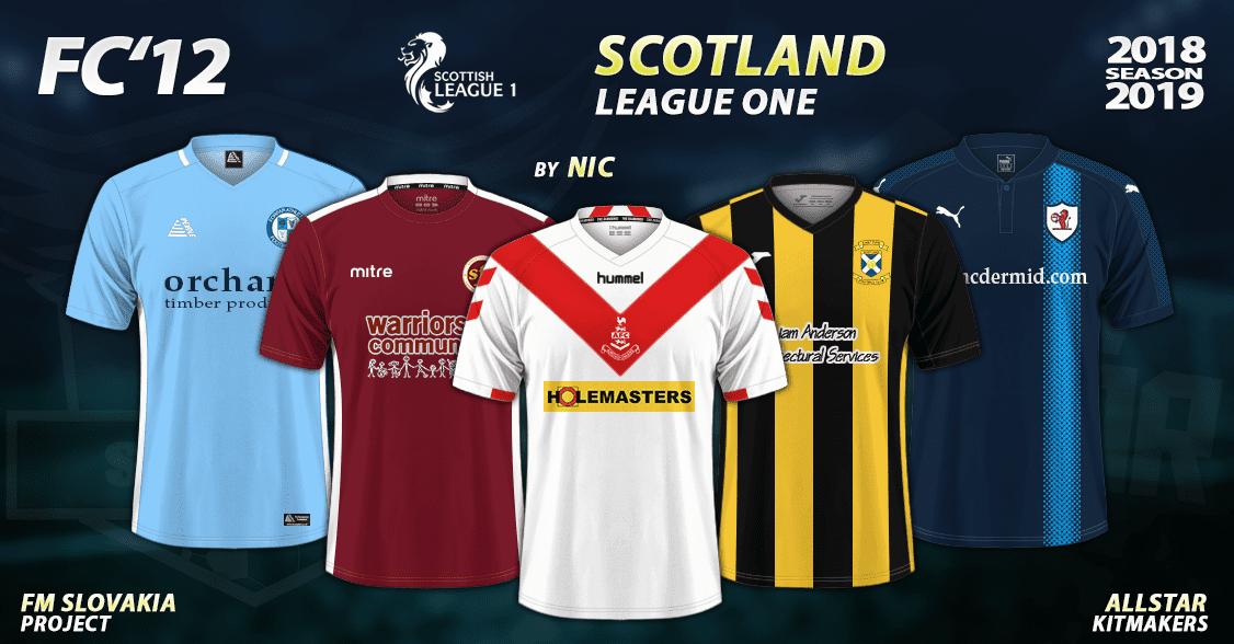 scotland league one 2018 19 preview