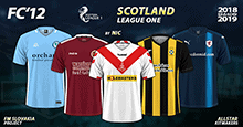 FC'12 – Scotland – League One 2018/19