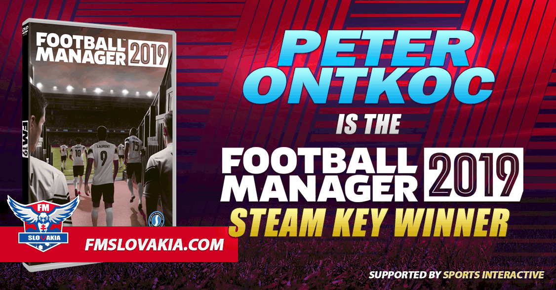 football manager 2019 key