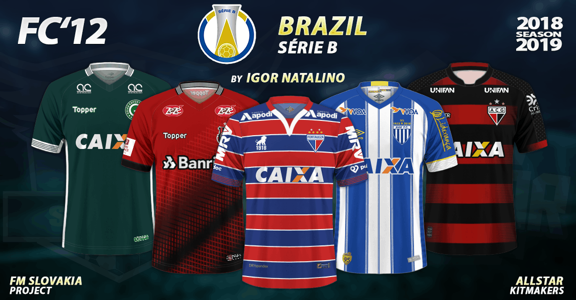 Brazil Serie B 2018 preview