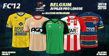 FC'12 – Belgium – Jupiler Pro League 2018/19