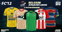 FC'12 – Belgium – Jupiler Pro League 2018/19