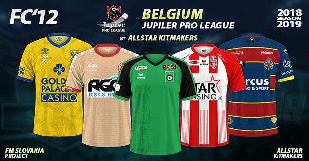 FC'12 – Belgium – Jupiler Pro League 2018/19 | FM Scout