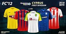 FC'12 – Cyprus – Premier Division 2018/19