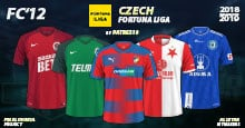 FC'12 – Czech – Fortuna Liga 2018/19