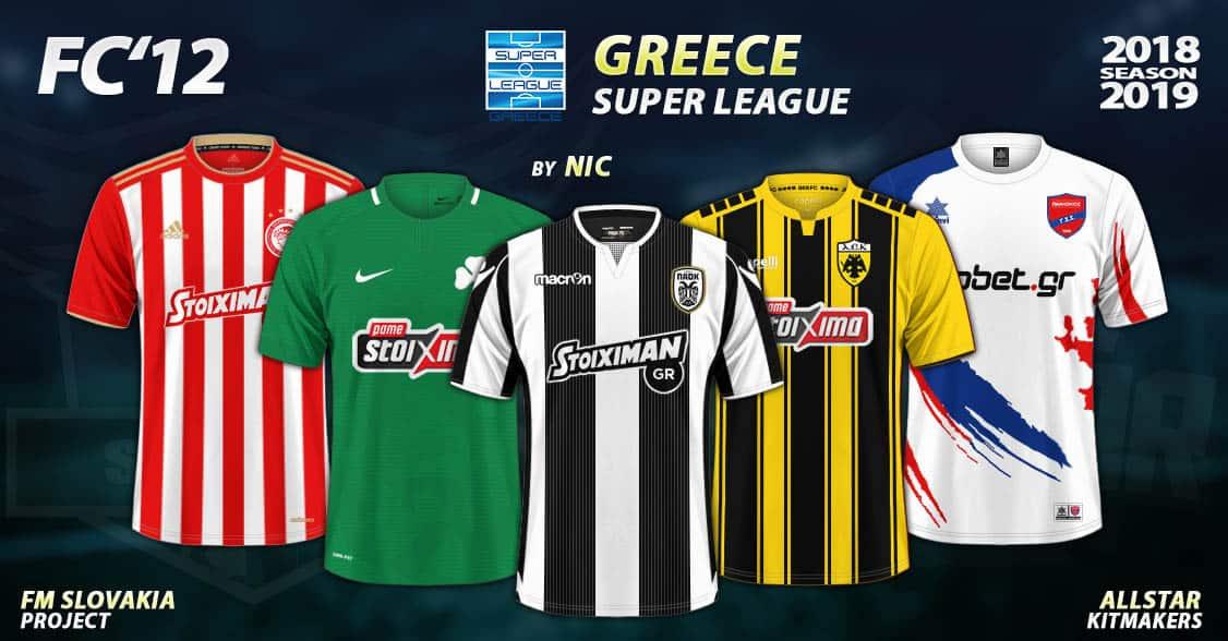 greece super league 2018 19 preview