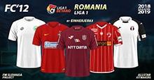 FC'12 – Romania – Liga 1 2018/19