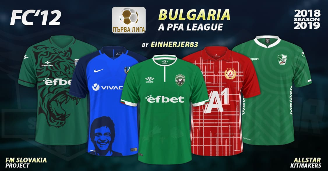 bulgaria a pfa league 2018 19 preview