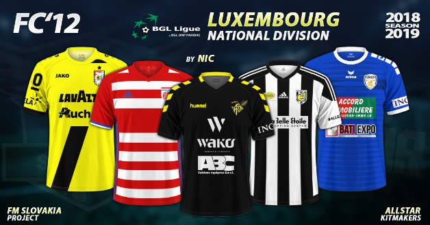 FC'12 – Luxembourg – National ...