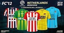 FC'12 – Netherlands – Eredivisie 2018/19