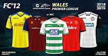 FC'12 – Wales – Premier League 2018/19