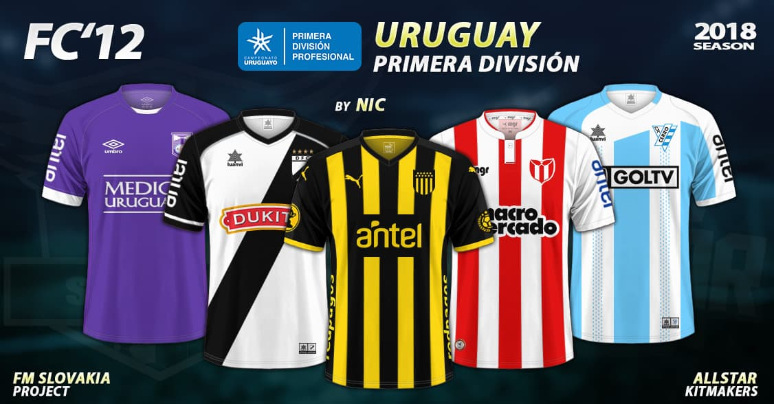 uruguay   primera division 2018 preview
