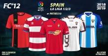 FC'12 Spain – La Liga 1|2|3 2018/19