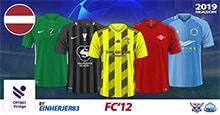 FC'12 Latvia – Virsliga 2019