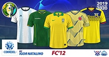 FC'12 Nations – CONMEBOL [Copa América 2019-20 edition]