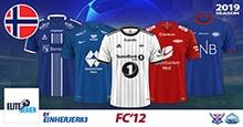 FC'12 Norway – Eliteserien 2019