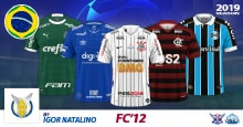 FC'12 Brazil – Série A 2019