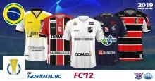 FC'12 Brazil – Série C 2019