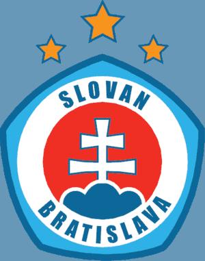 300px SK Slovan Ba logo with Stars