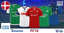 FC'12 Denmark – NordicBetLiga 2019/2020